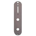 Schaller Control plate Tele-Style Ruthenium