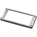 Schaller Frame HB-1-STR-MET-CUR-LO-Nickel