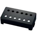 Schaller cover 12 Hole Neck ABS Black