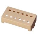 Schaller cover 12 Hole ABS Cream