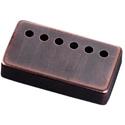 Schaller cover 6 Hole bridge position Vintage Copper