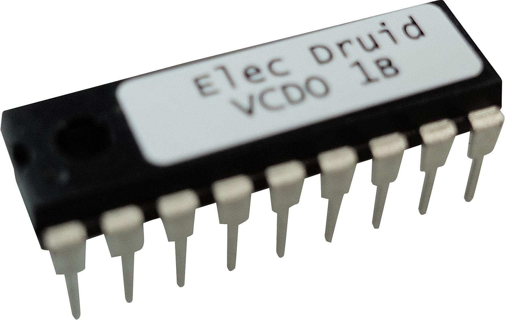 electric druid vcdo wavetable oscillator delay chips clock ics chips ics opamps. Black Bedroom Furniture Sets. Home Design Ideas