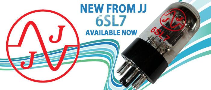 New JJ 6SL7