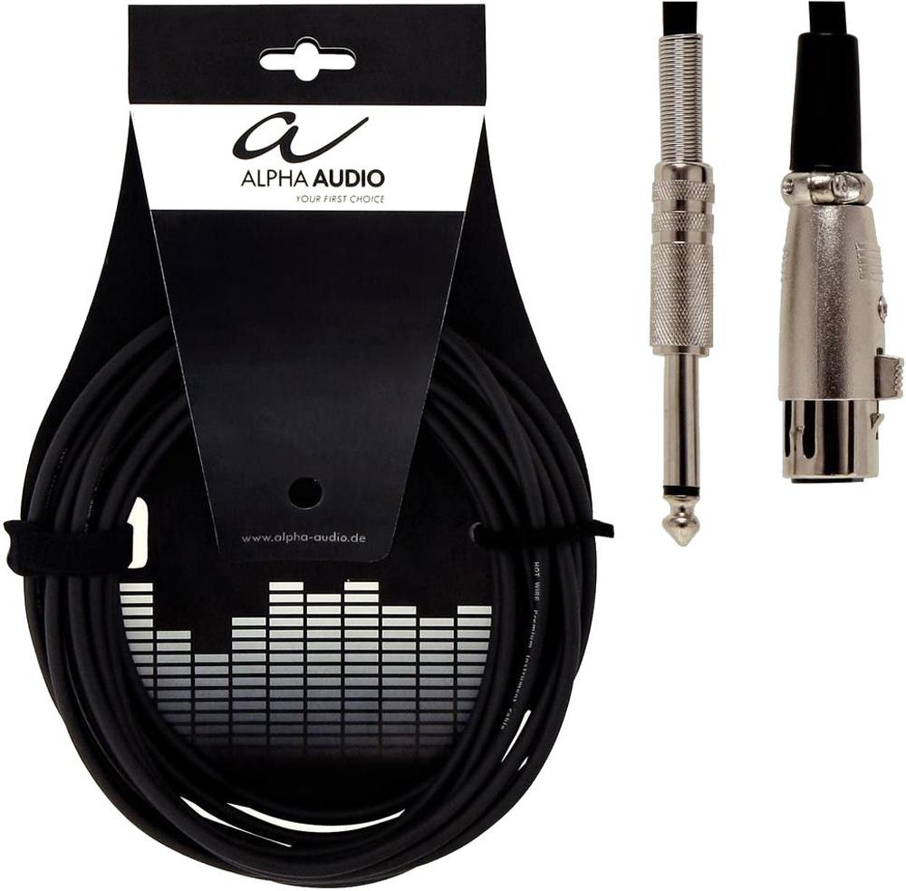 Alpha Audio MC-MO-9m