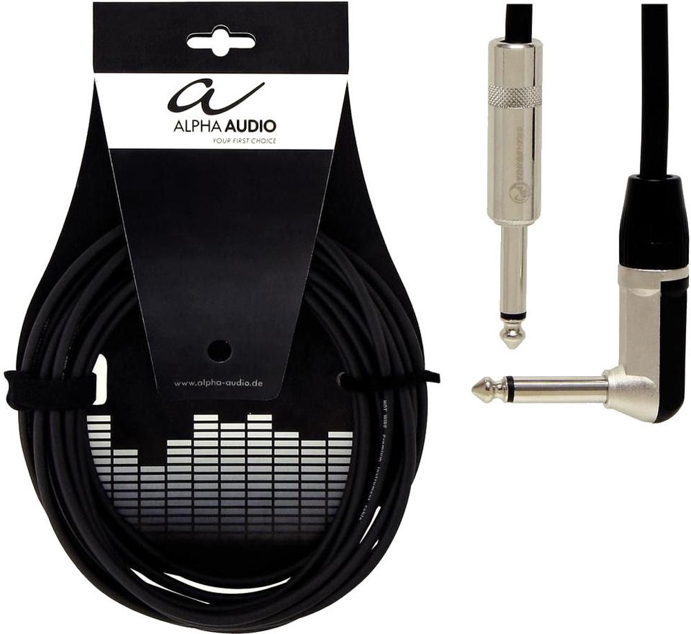 Alpha Audio Neutrik cable NA-INS-MO-9m