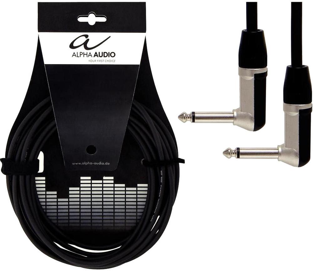 Alpha Audio Neutrik Patch N-ANG-MO-0,15m