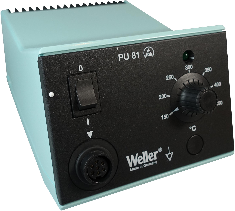 weller ws81 soldering station soldering irons. Black Bedroom Furniture Sets. Home Design Ideas