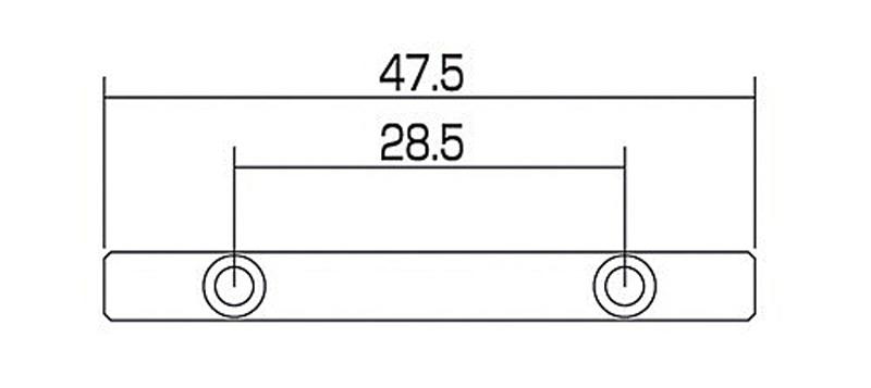 String Retainer Set FR-BLK