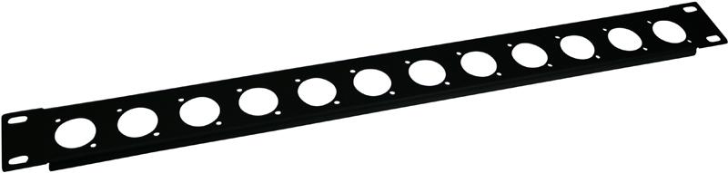 Rack Cover XLR-12