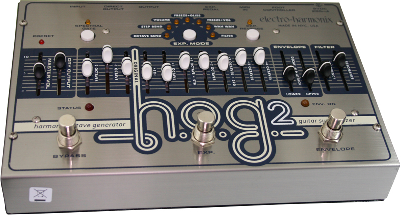 Electro Harmonix Hog2