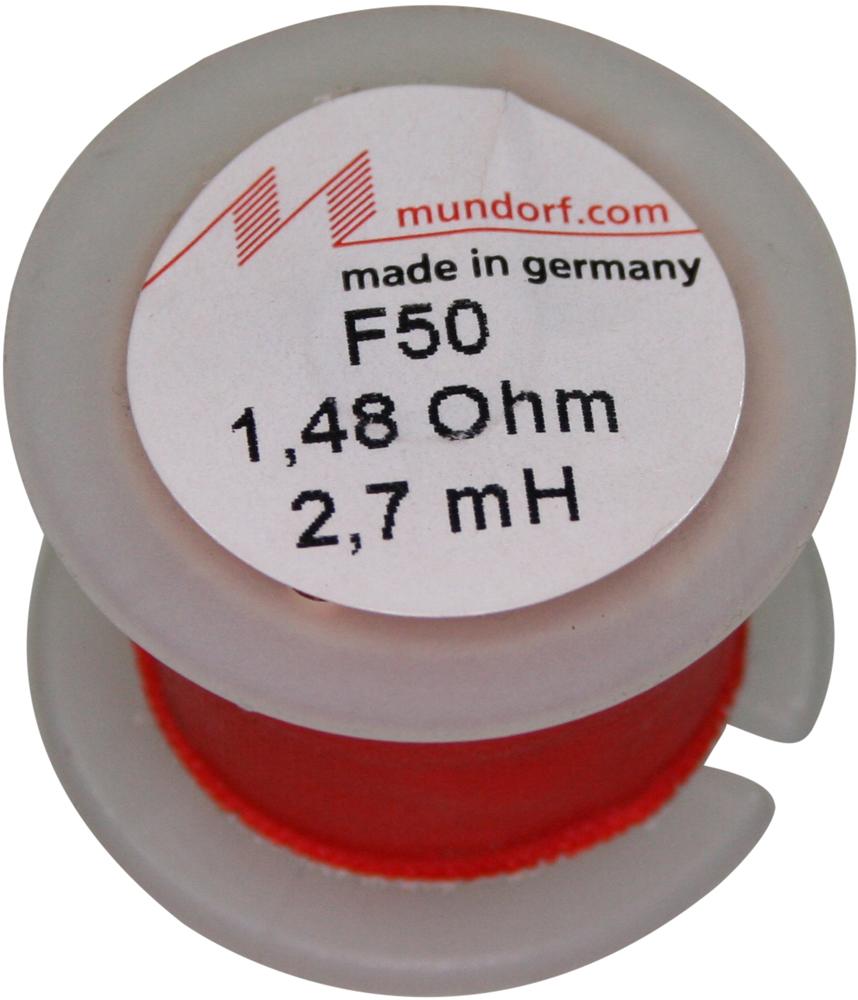 Mundorf MCoil F50-2,7mH