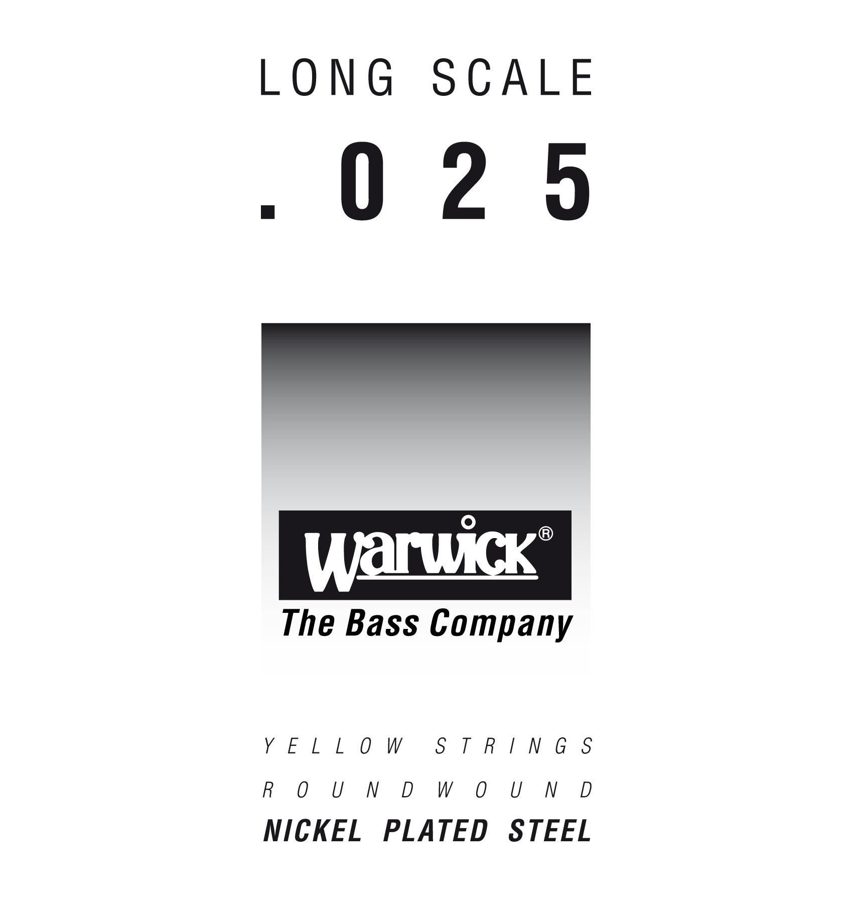 Warwick SI-YEL-SS-025