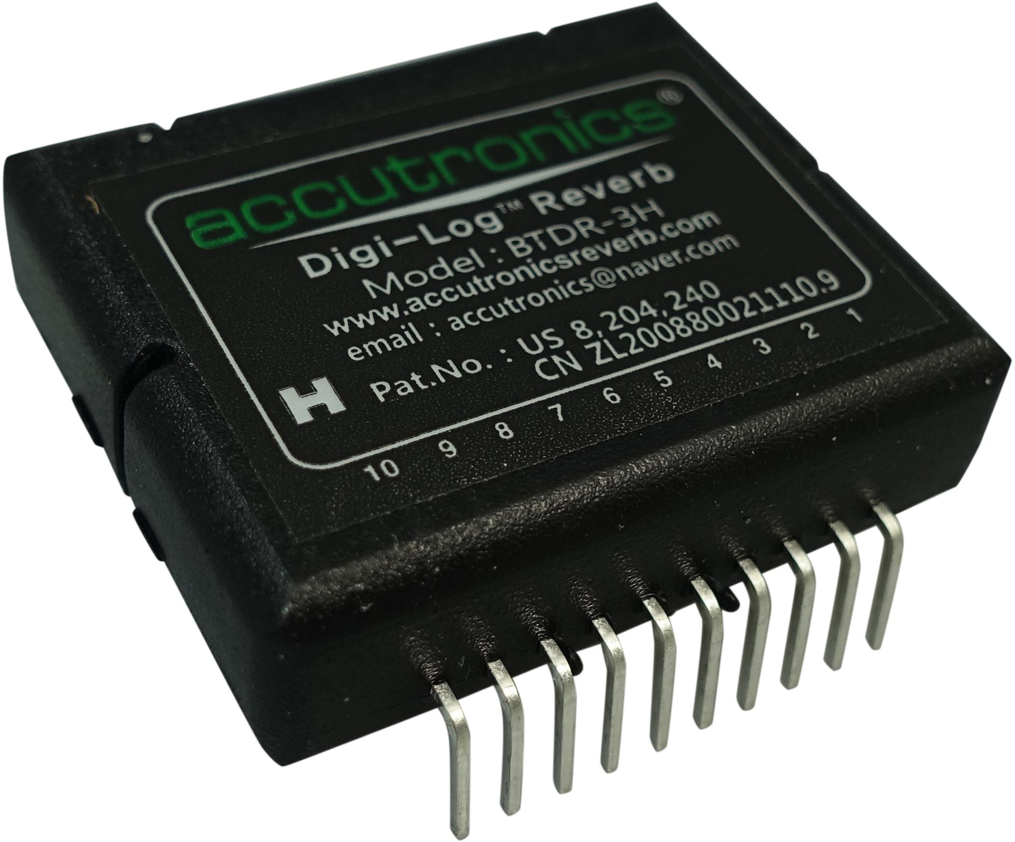 Accutronics Digi-Log BTDR-3H