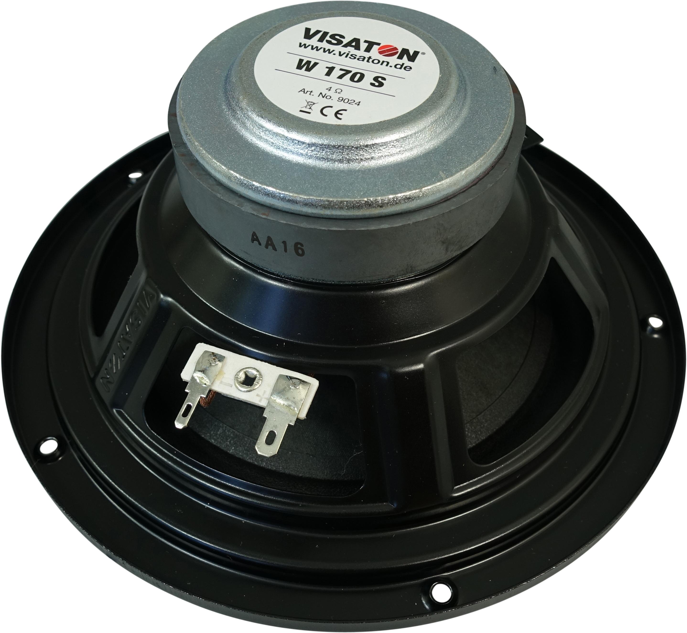 Visaton W 170S - 6,5 inch, 8 Ohm