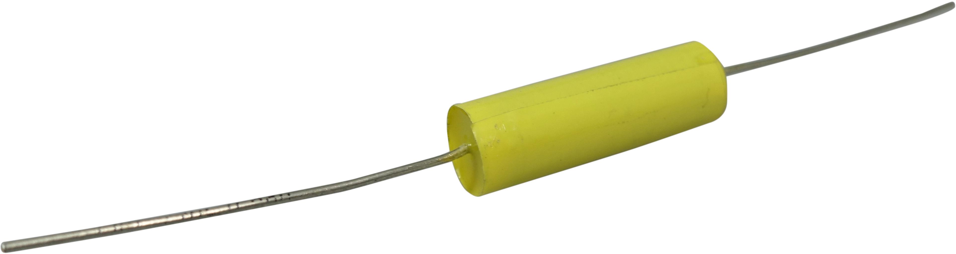 Weber Polyester cap 6,8nF