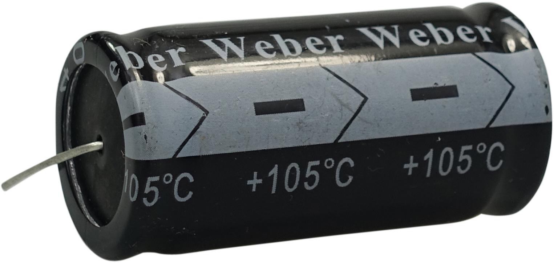 Weber Elytics 10uF 500VDC