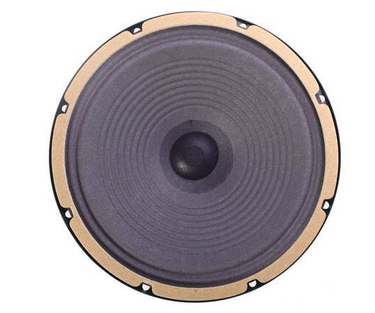 Weber British AlNiCo 10V-RIBBED-HEMP-4 Ohm