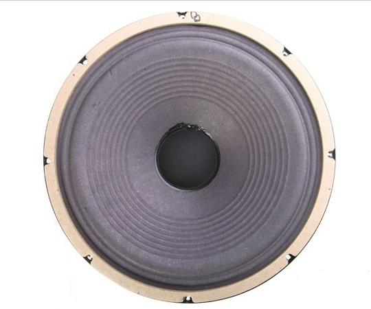 Weber British AlNiCo Silver Bell-RIBBED-15-4 Ohm
