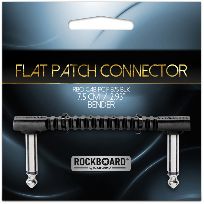 RockBoard Bender 75mm Flat Pedal Connector