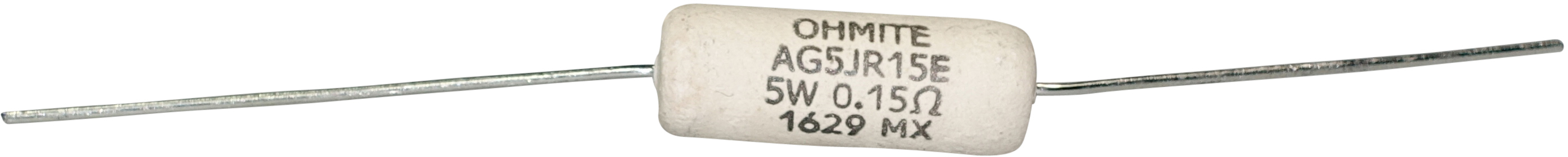 Ohmite Audio Gold 5W - 33 Ohm