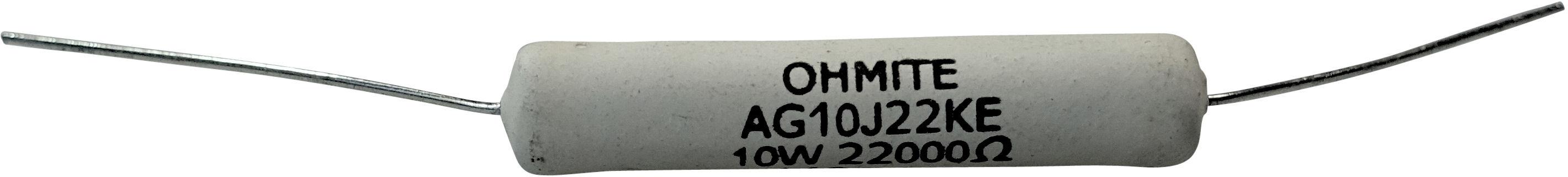 Ohmite Audio Gold 10W - 27 Ohm