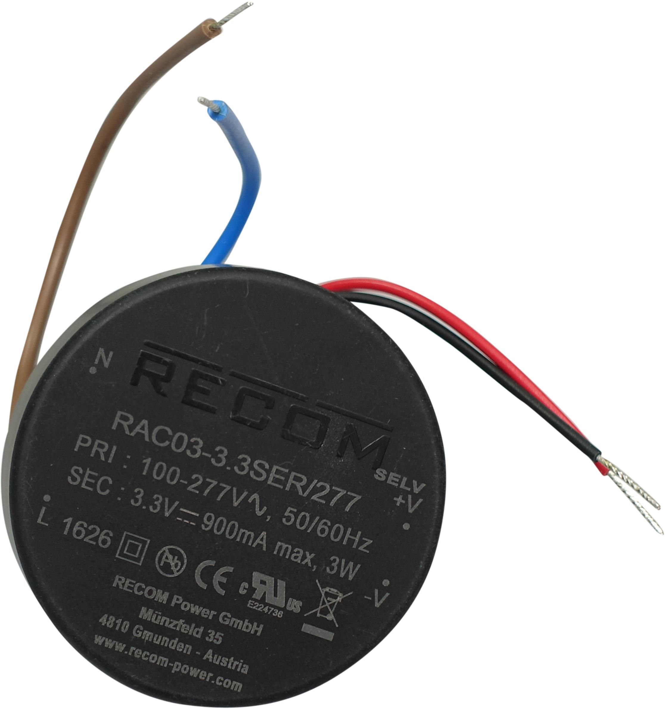 Recom RAC03-12SER/277