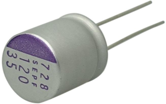Panasonic OS-CON 82uF 35V