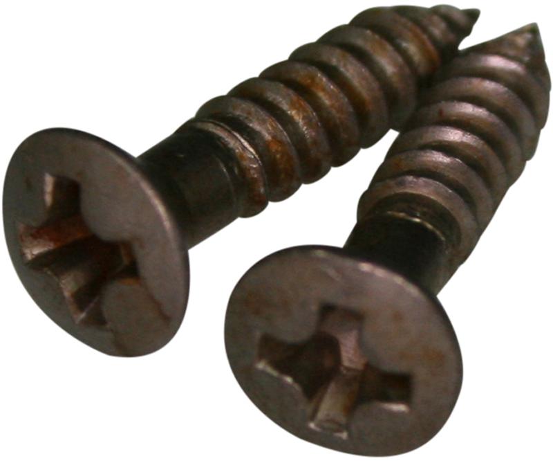 QPX-Aged Jack Plate Screws