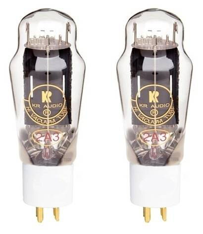 KR Audio 2A3-HP High Performance Pair