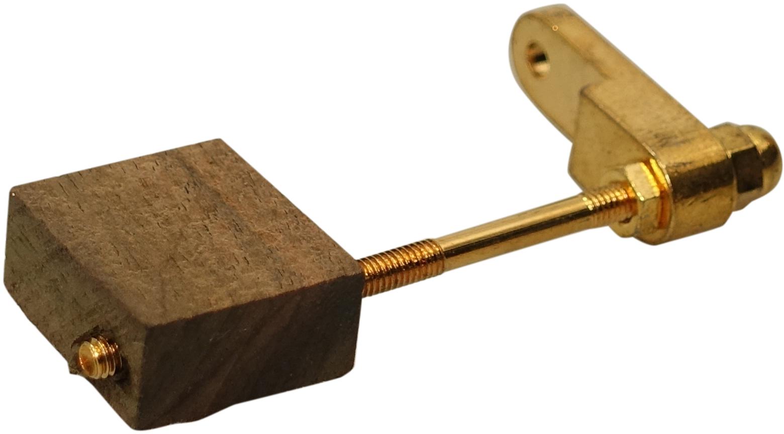 Toronzo Pickguard Bracket ML-Gold