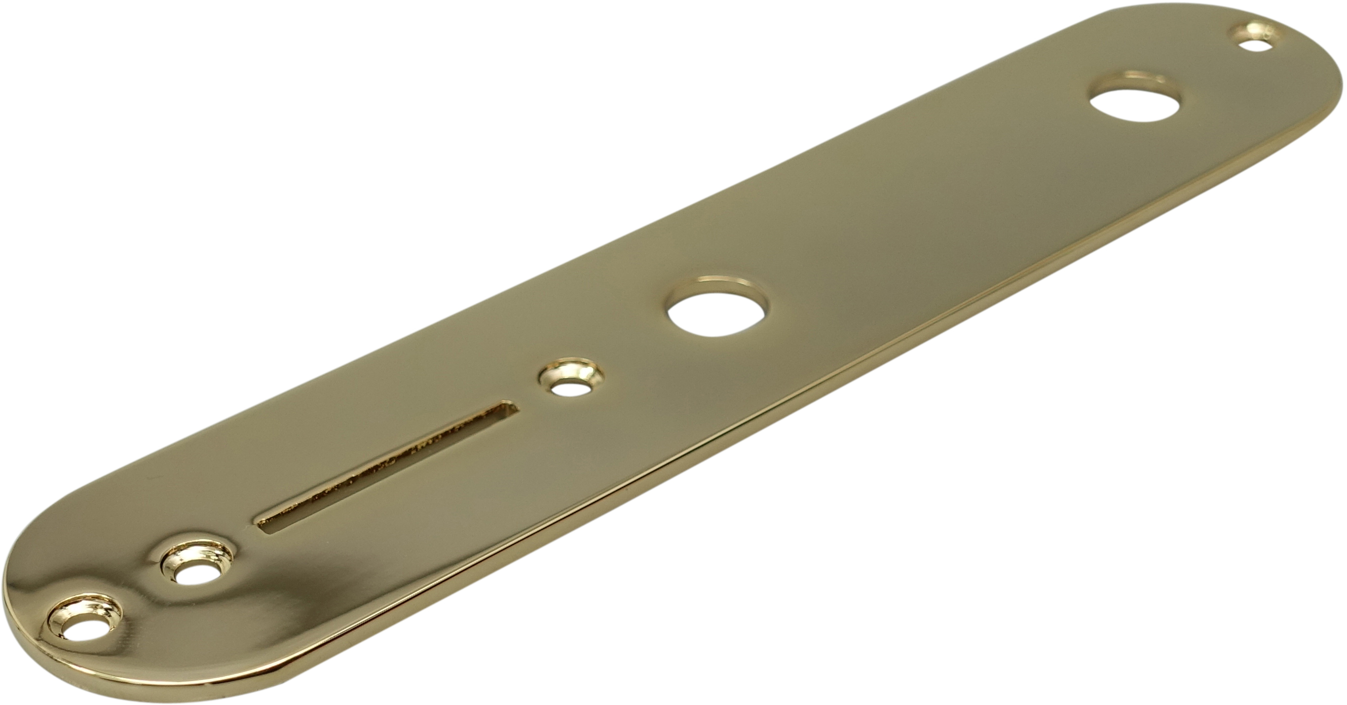 Toronzo Tele Plate US-Gold