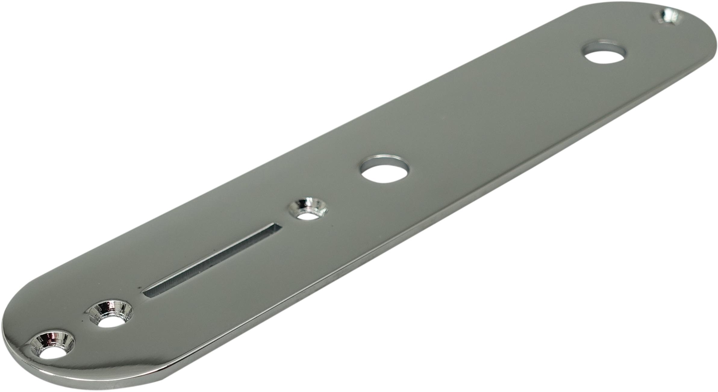 Toronzo Tele Plate EU-Chrome