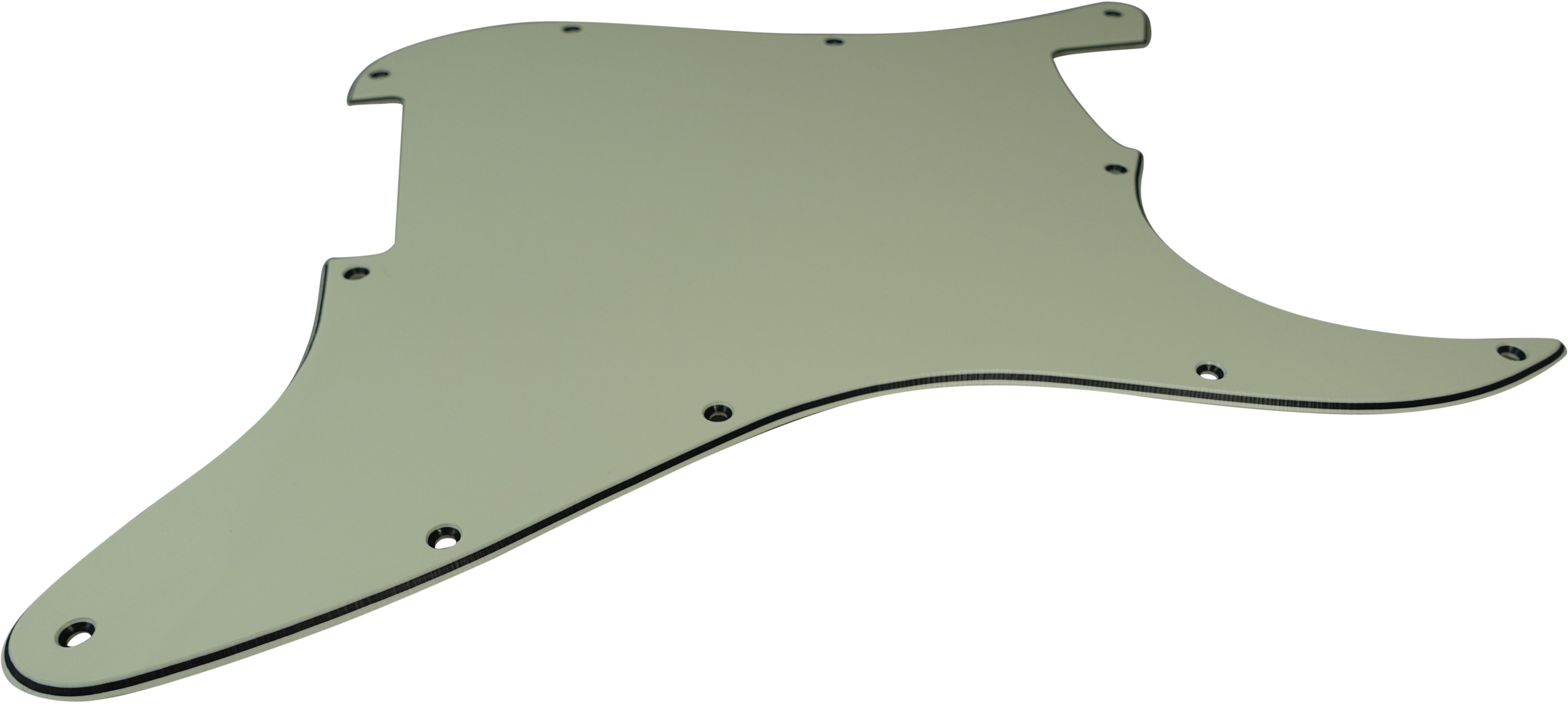 Toronzo Pickguard ST-NH-3PLY-Vintage White