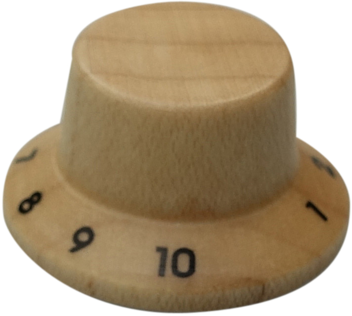 Wood knob HAT-110-Maple