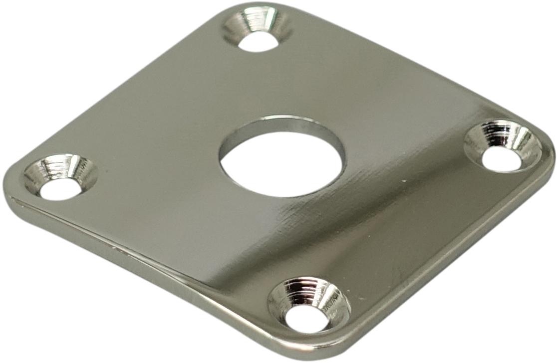 Jack Plate LP-Nickel