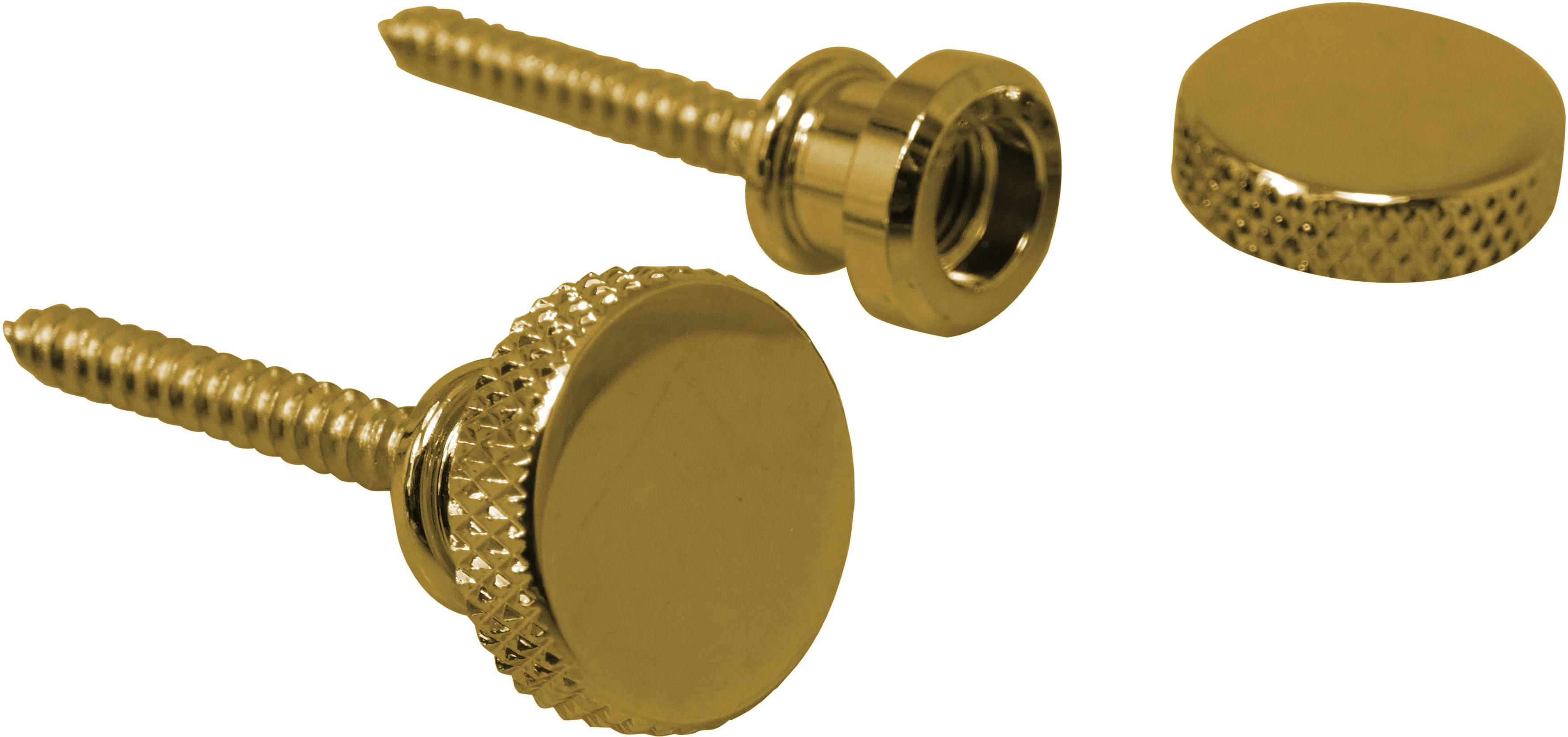 Duesenberg Multi Lock Pins Gold