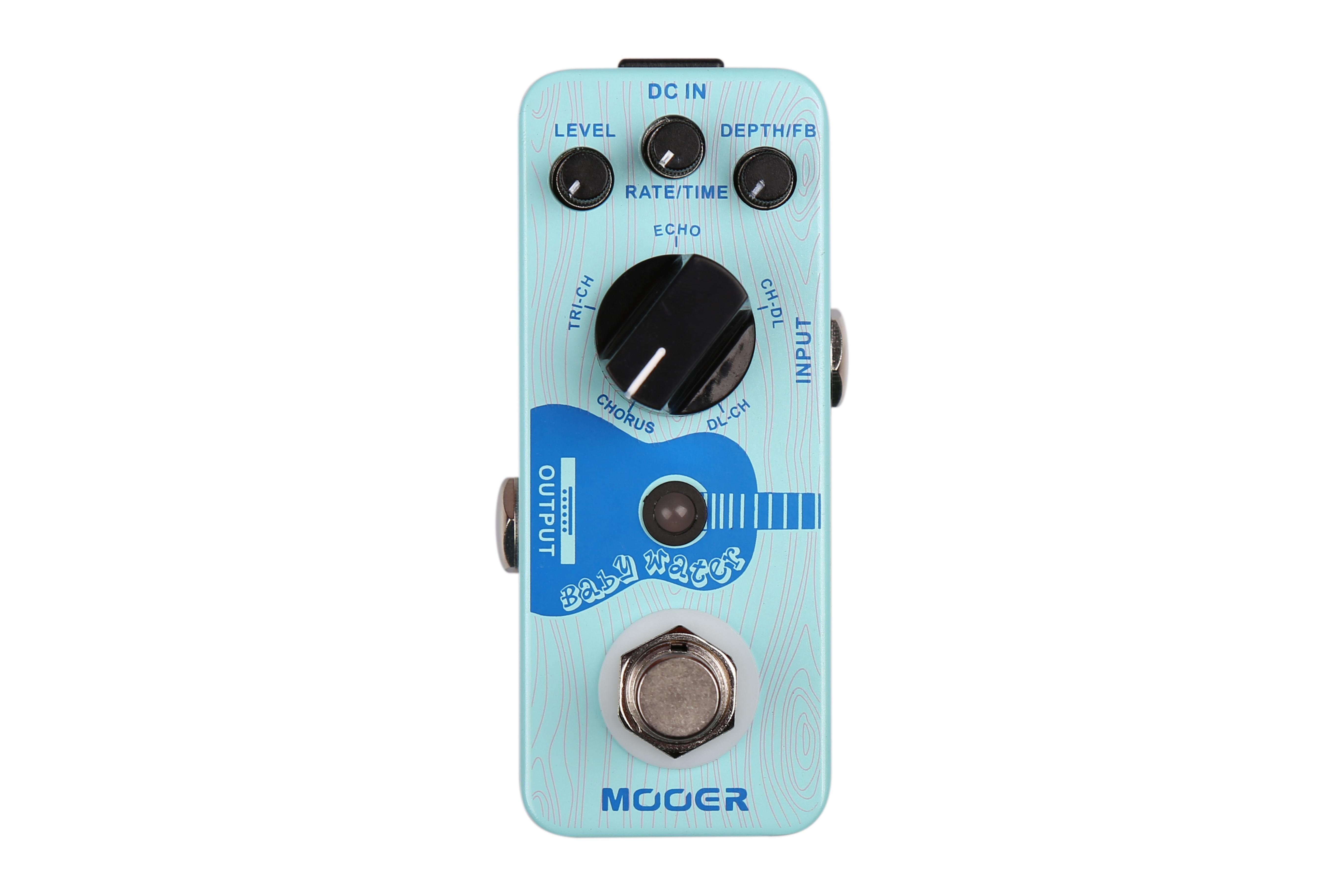 Mooer ME MCH 3