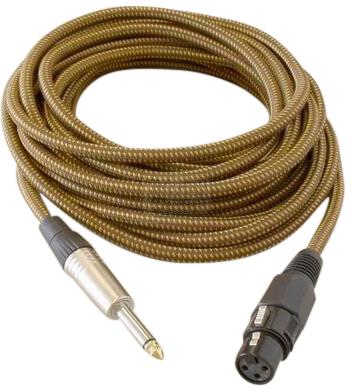 Harp-Mic cable XLR-PH-6m