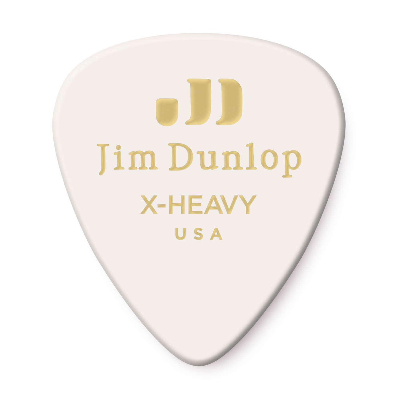 Dunlop - White Classic extra heavy