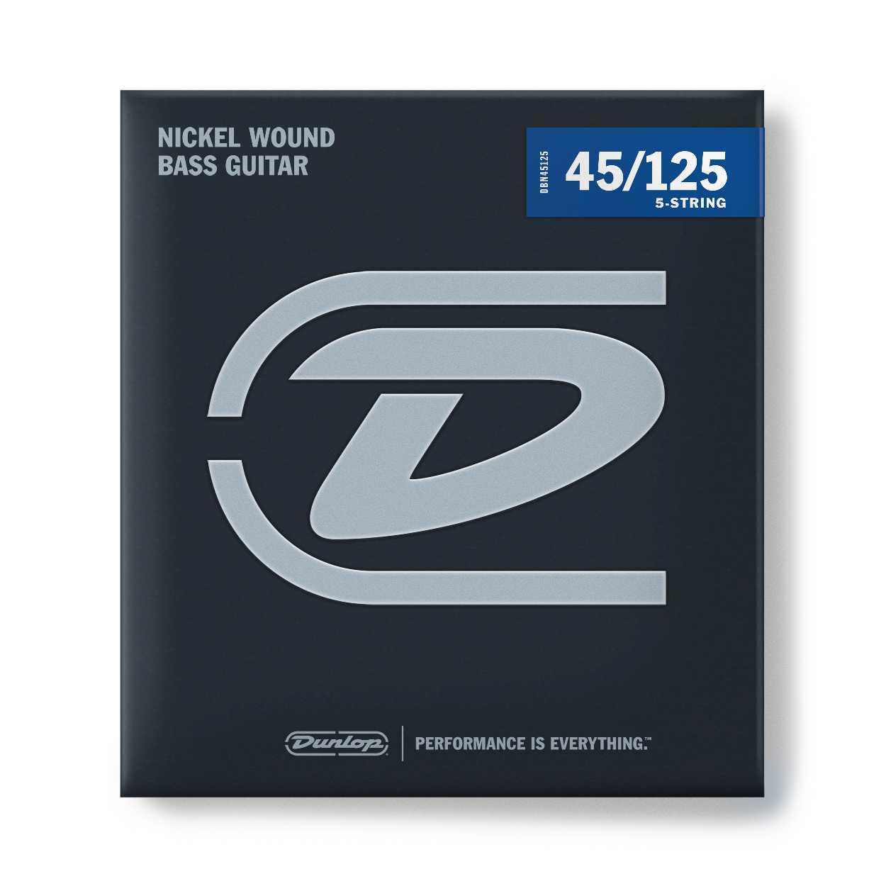Dunlop Bass NPS 45-125