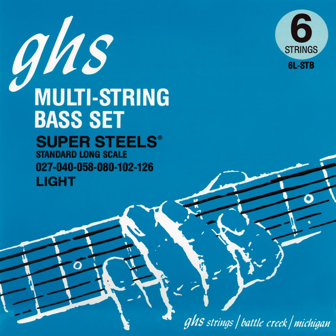 GHS Super Steels 6-L-STB