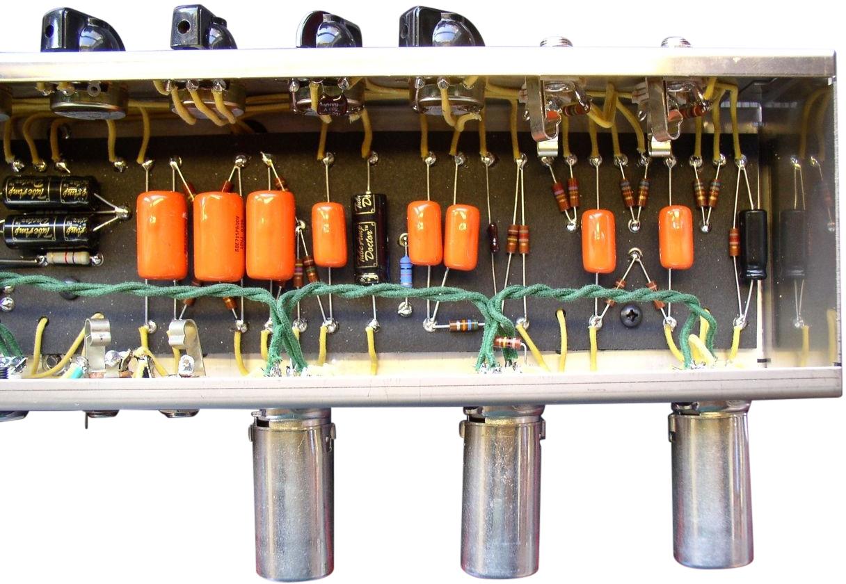 TAD TWEED TWIN HIGH POWER KIT-CAB-SPK2x12