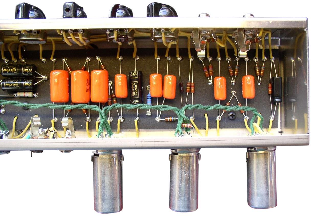 TAD TWEED TWIN HIGH POWER KIT-CAB