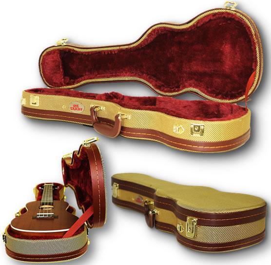 Kala Tweed Concert Case