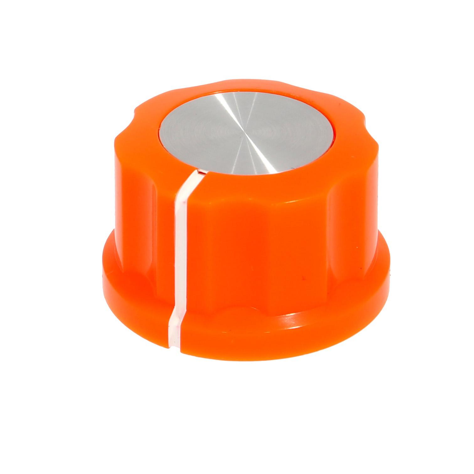 BS Knob Large Orange