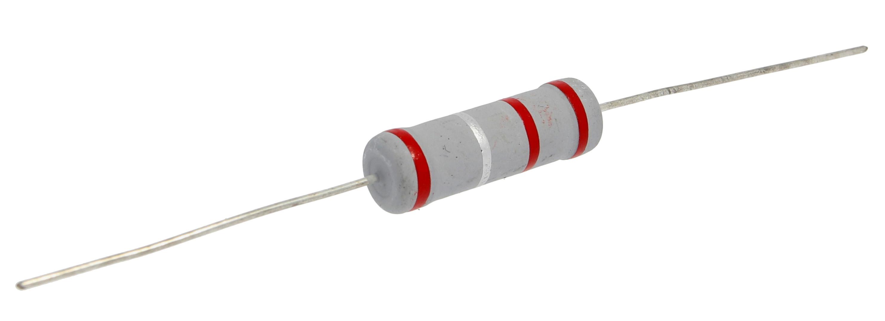 MOX Resistor 5W