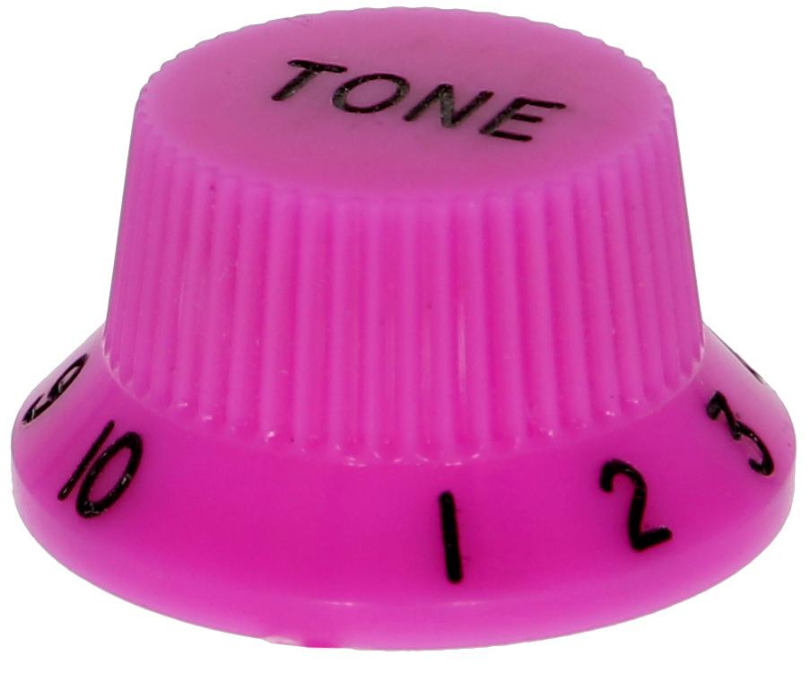 Guitar knob TONE-Violet