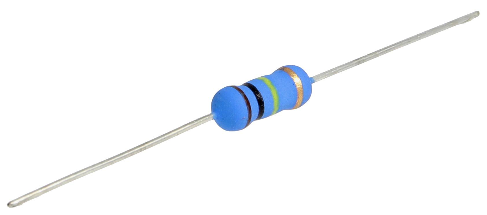 Metal Film Resistor 2W