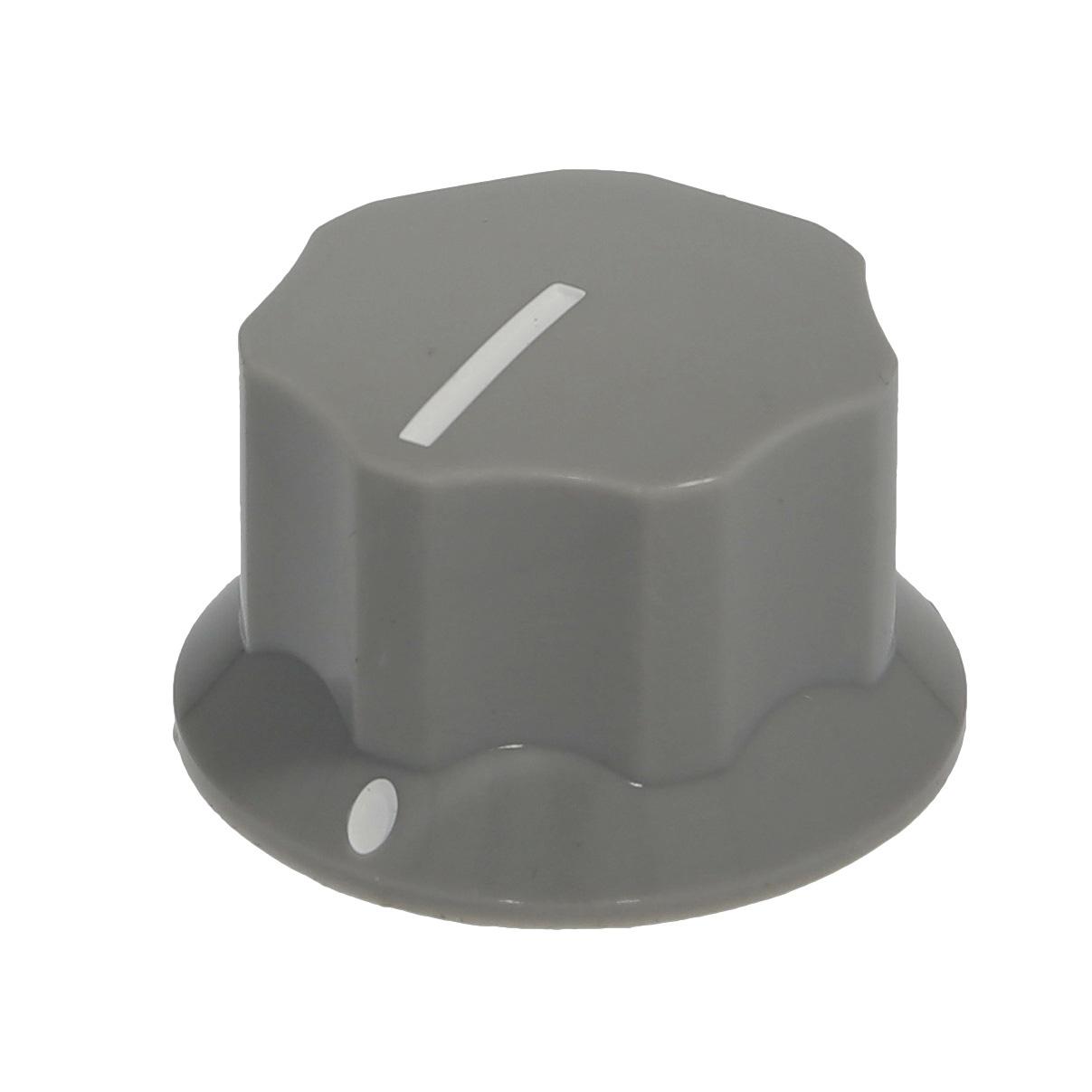 Eagle knob 25mm Gray