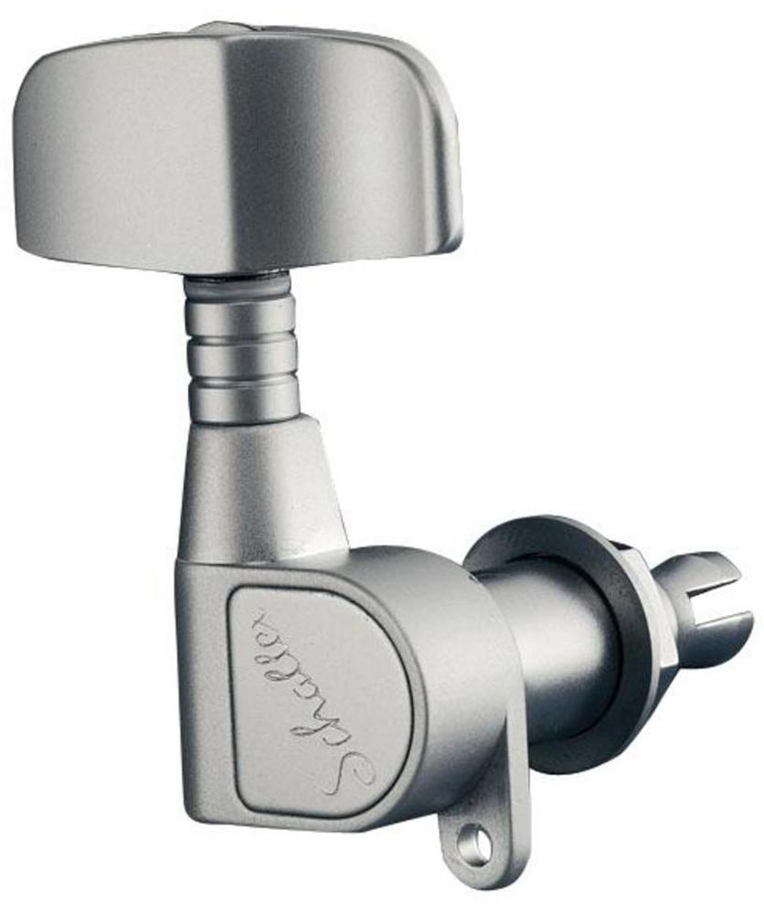 Schaller Machine Head M4 2000 2 left/ 2 right Satin Pearl